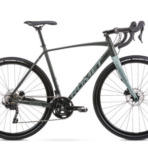 Rower Romet ASPRE 2 Gravel 2021 oliwkowy