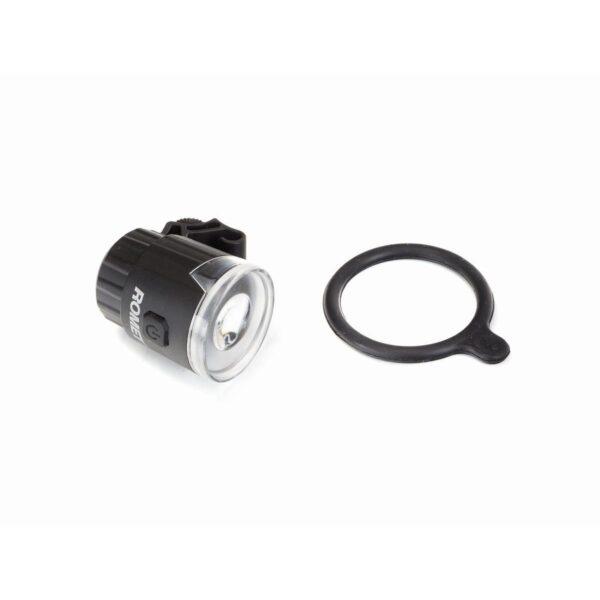 Lampa przednia bateryjna LED R-102 Romet