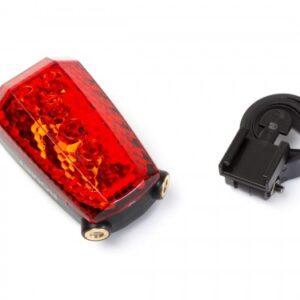 Lampa tylna 5-LED z laserem mod. JY-21 Romet