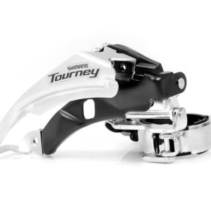 Przerzutka przednia Shimano Tourney TY510 3×6/7