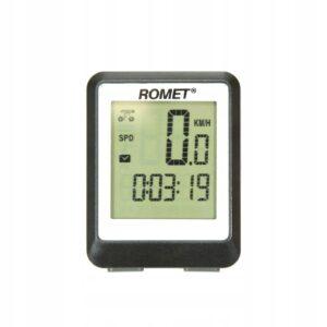 Licznik rowerowy bezprzewodowy Romet BKV-9000