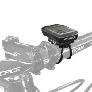 Bezprzewodowy licznik rowerowy FORCE WLS 20f