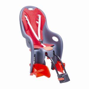 Fotelik rowerowy dziecięcy BIKE REKLAX regulowany.