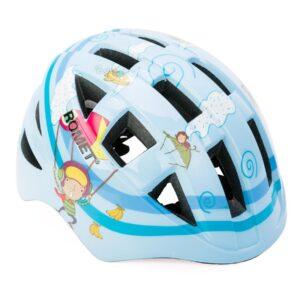 Kask dziecięcy rowerowy WT-022  M (54-57)