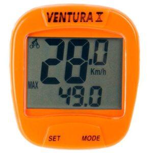 Licznik przewodowy rowerowy VENTURA 10F