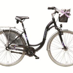 """Rower miejski MAXIM 28"""" MC 1.6.3 czarny 2020"""