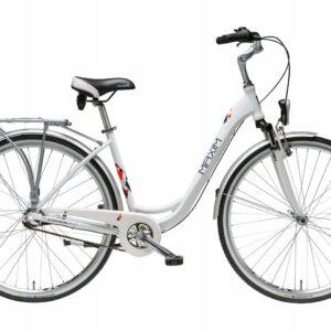 Rower miejski MAXIM 28″ MC 1.4.3 biały 2020