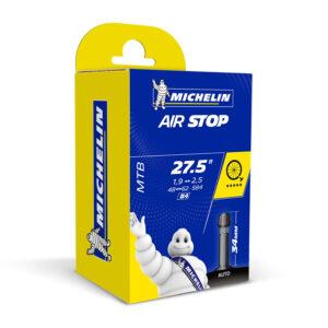 "Dętka Michelin B4 Airstop 27,5"" 1.9-2.6 presta"