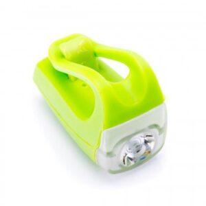 Lampa przednia bateryjna 1-LED 3-Watt JY-378FC blister ROMET