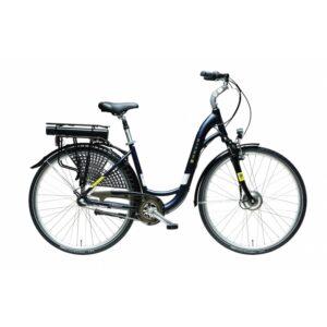 Rower elektryczny MAXIM 28″ MC 1.6.3 czarny 2020