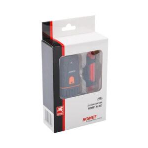 Zestaw lamp Romet R-307 200 lumenów, USB